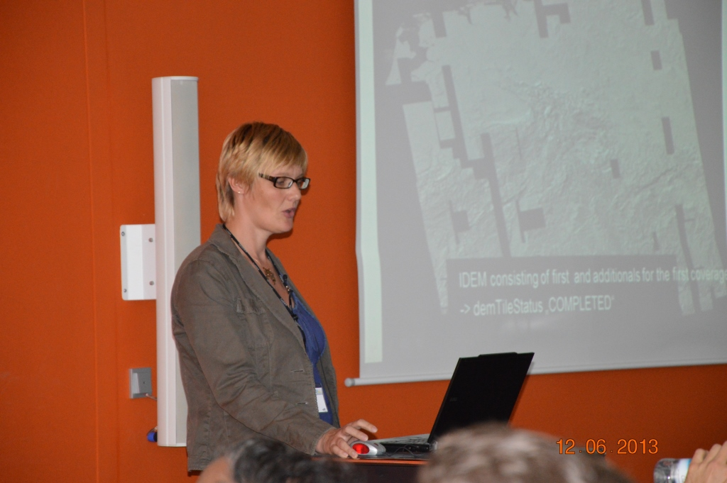 TanDEM-X Science Team Meeting 2013 - Photo Impressions